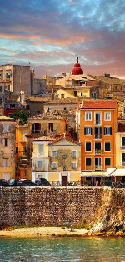 At Holidays. Ταξιδιωτικό Γραφείο στην Αθήνα. Πάσχα στην Κέρκυρα