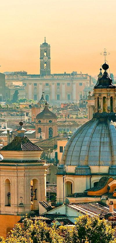 Εκδρομή στη Ρώμη