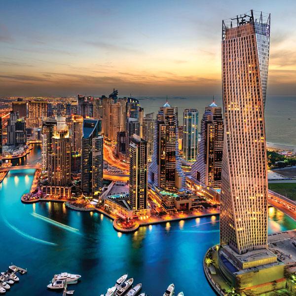 Εκδρομή στο Ντουμπάι