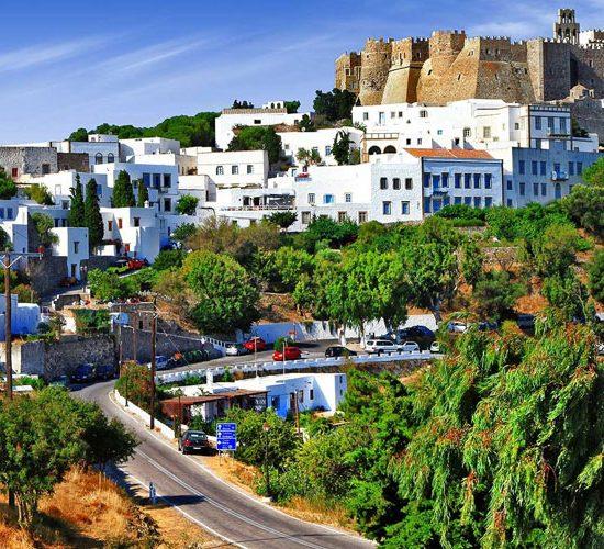 At Holidays. Ταξιδιωτικό Γραφείο στην Αθήνα. Εκδρομή στην Πάτμο