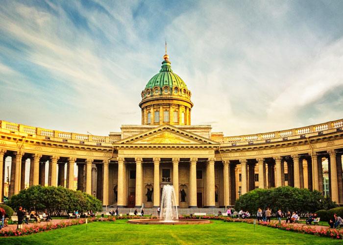 At Holidays. Ταξιδιωτικό Γραφείο στην Αθήνα. Εκδρομή στην Αγία Πετρούπολη
