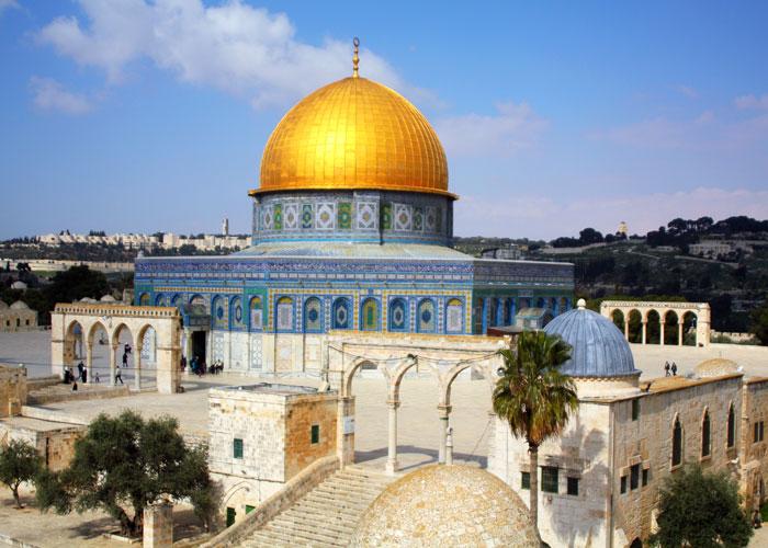 Ιερουσαλήμ, Εκδρομή στους Αγίους Τόπους
