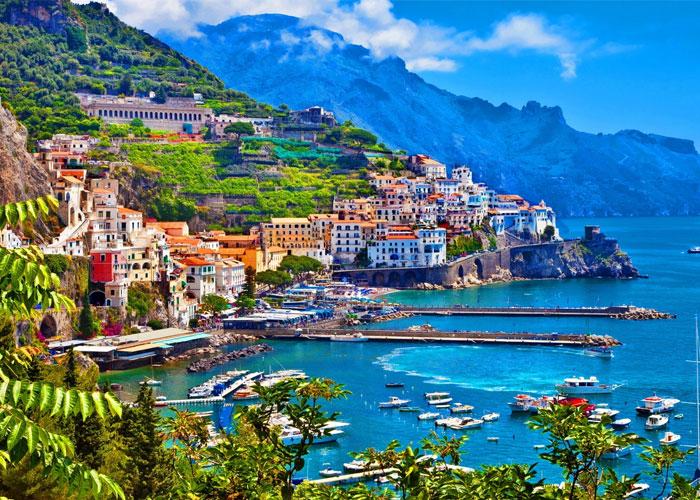 Λίμνη Κόμο, Ιταλία