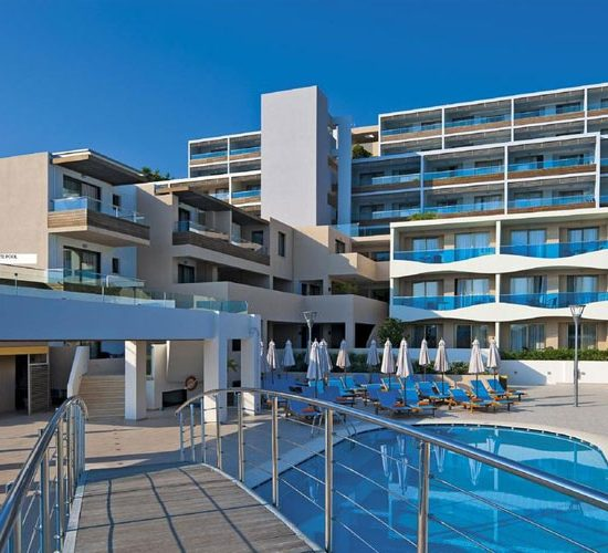 Iolida Beach Hotel Χανιά