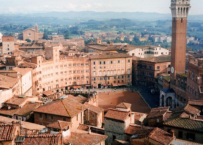 Σιένα, Ιταλία