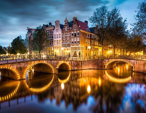 Χριστούγεννα στο Άμστερνταμ