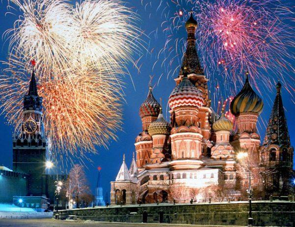 Χριστούγεννα Πρωτοχρονιά σε Μόσχα και Αγία Πετρούπολη