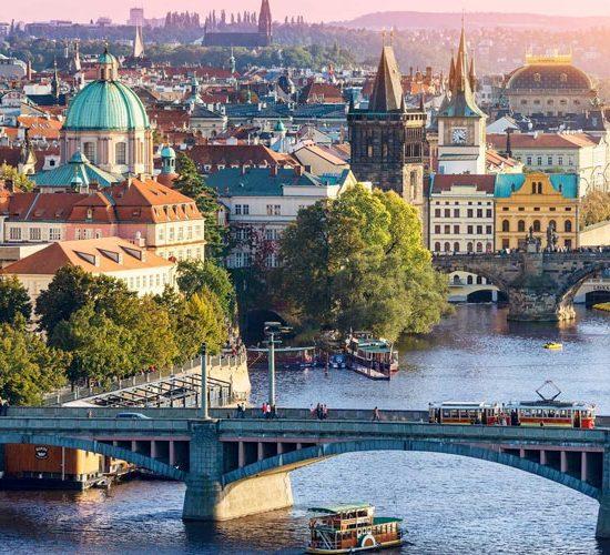 Εκδρομή στην Πράγα