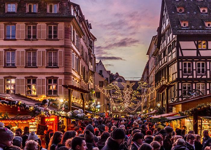 Στρασβούργο, Αλσατία Χριστούγεννα