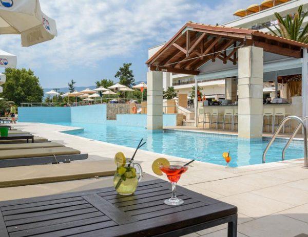 Bomo Olympus Grand Resort, Λεπτοκαρυά