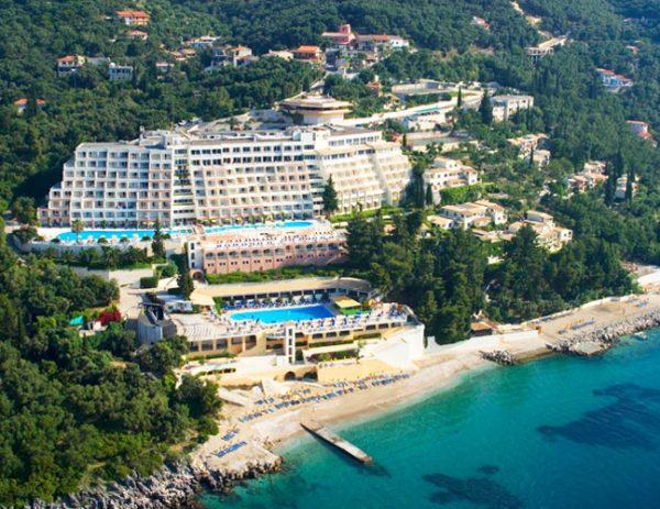 Sunshine Corfu Hotel & Spa 4* Κέρκυρα